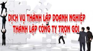 Hồ sơ thành lập công ty tại Nghệ An