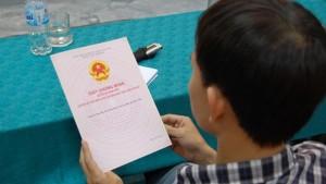 Dịch vụ làm lại sổ đỏ tại Nghệ An