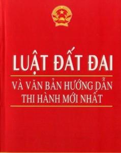 Thủ tục cấp lại giấy chứng nhận quyền sử dụng đất tại Nghệ An.