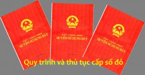 Thủ tục làm lại sổ đỏ bị mất tại Nghệ An