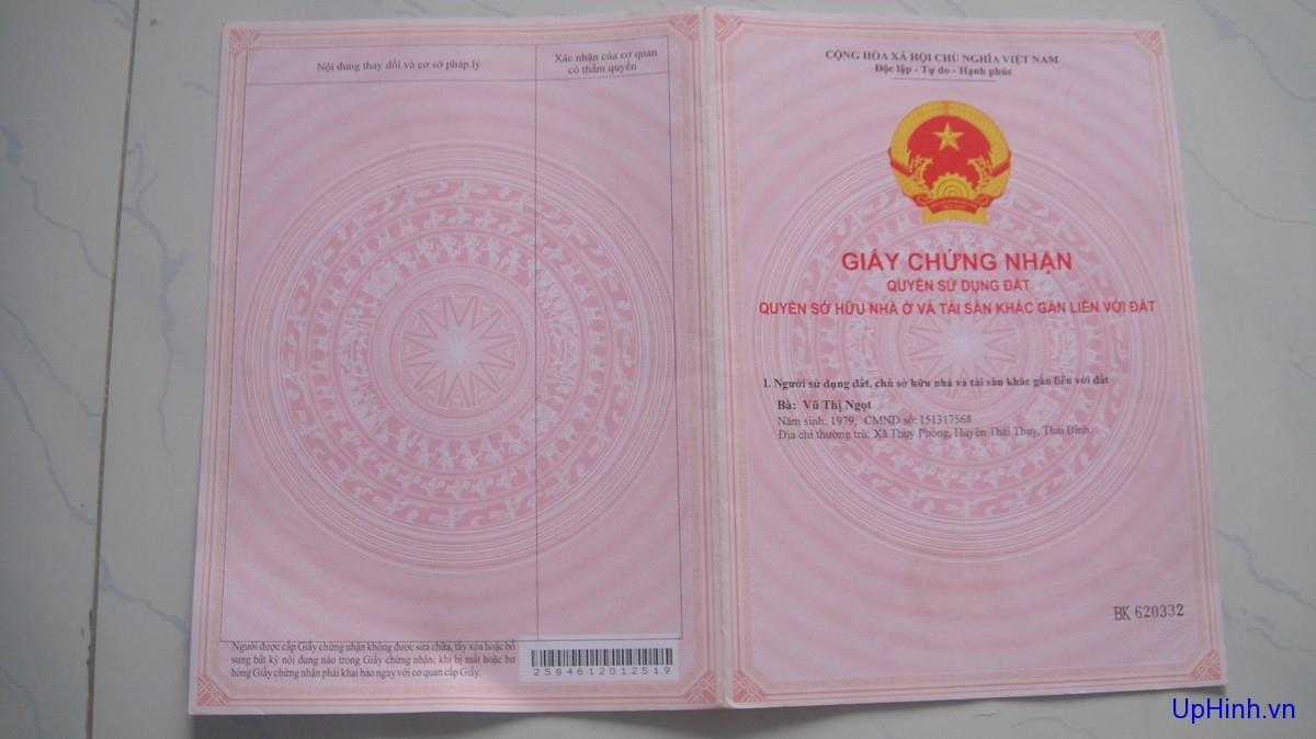 Thủ tục cấp đổi giấy chứng nhận quyền sử dụng quyền sử dụng đất tại Nghệ An