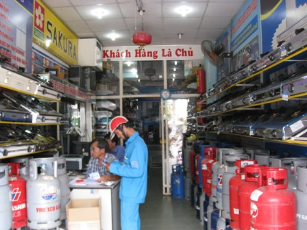Hồ sơ cấp phép kinh doanh gas tại Nghệ An