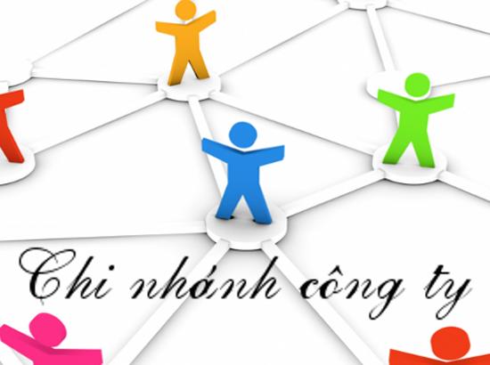 Mẫu quyết định thành lập chi nhánh công ty tại Nghệ An.