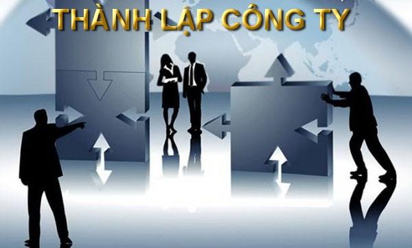 Thủ tục thành lập công ty theo luật mới tại Nghệ An