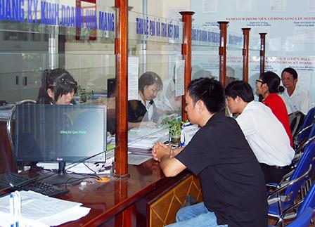 Thủ tục thành lập doanh nghiệp tư nhân tại Nghệ An