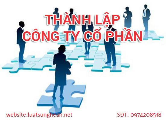 Trình tự thủ tục thành lập công ty cổ phần tại Nghệ An
