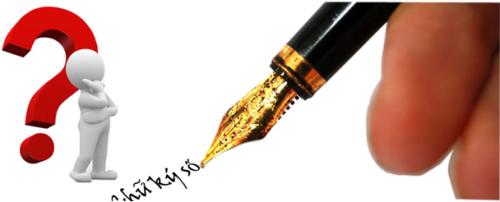 Hướng dẫn đăng ký chữ ký số tại Nghệ An