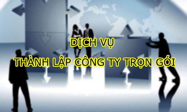 Dịch vụ thành lập công ty TNHH 2 thành viên tại Nghệ An