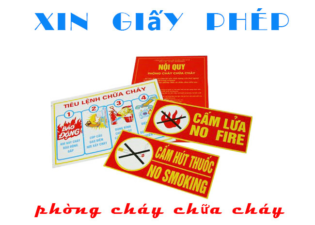 Dịch vụ xin giấy phép phòng cháy chữa cháy tại Nghệ An