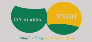 Chuyển đổi Doanh nghiệp tư nhân sang công ty TNHH tại Nghệ An
