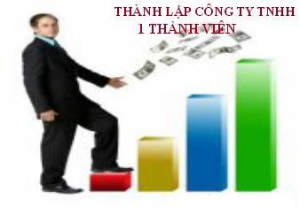 Thành lập công ty TNHH 1 thành viên tại Vinh