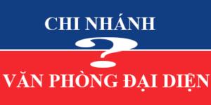 Thành lập chi nhánh hay văn phòng đại diện ở Nghệ An?