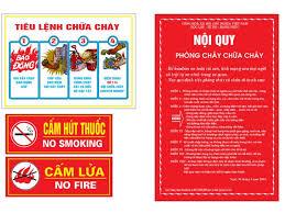 Quy trình xin giấy phép phòng cháy chữa cháy tại Nghệ An