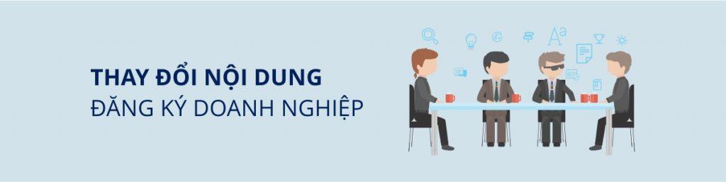 Tư vấn thay đổi ngành nghề kinh doanh tại Nghệ An