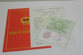 Cấp lại giấp phép đăng ký doanh nghiệp tại Nghệ An