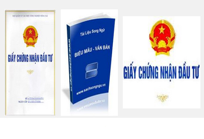 Hồ sơ điều chỉnh Giấy chứng nhận đầu tư tại Nghệ An