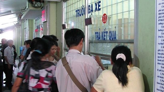 Thủ tục sang tên xe ô tô khác tỉnh tại Nghệ An