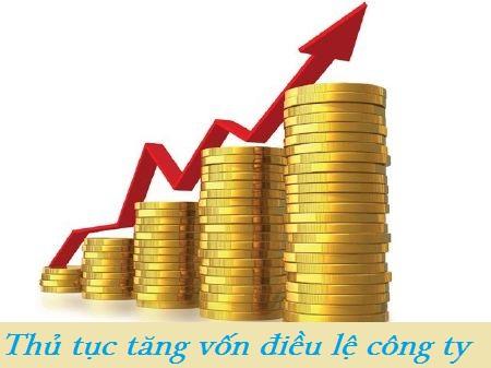 Thủ tục tăng vốn điều lệ công ty tại Nghệ An
