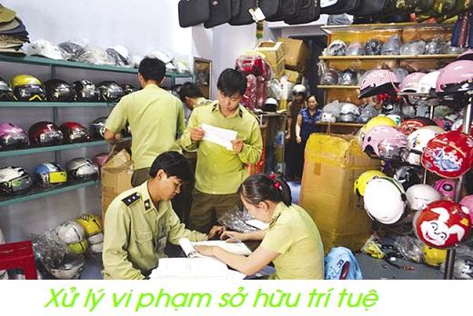 Các biện pháp xử lý vi phạm sở hữu trí tuệ tại Nghệ An