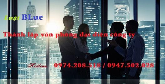 Dịch vụ thành lập văn phòng đại diện uy tín tại Nghệ An