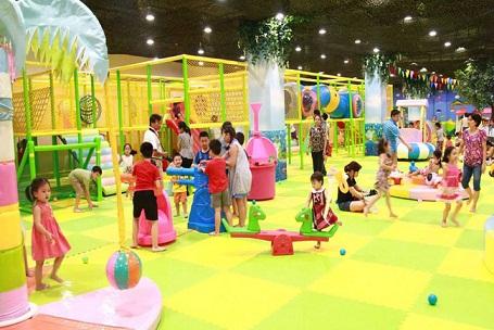 Đăng ký thành lập khu vui chơi trẻ em tại Nghệ An