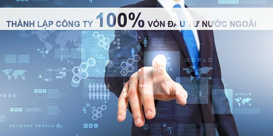 Đăng ký thành lập công ty 100% vốn đầu tư nước ngoài tại Nghệ An