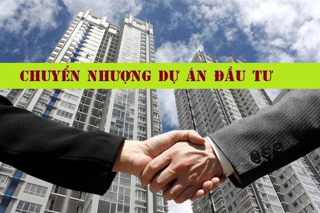Thủ tục chuyển nhượng dự án đầu tư tại Nghệ An
