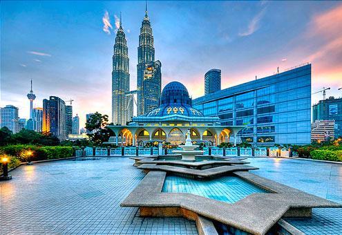 Thủ tục xin visa du lịch Malaysia