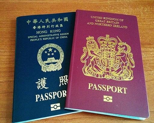 Thủ tục  xin visa đi Hong Kong