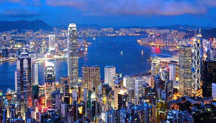 Làm visa đi Hong Kong
