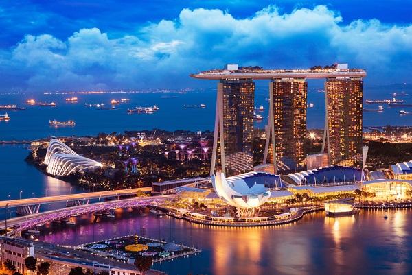 Thủ tục xin cấp thẻ visa đến Singapore