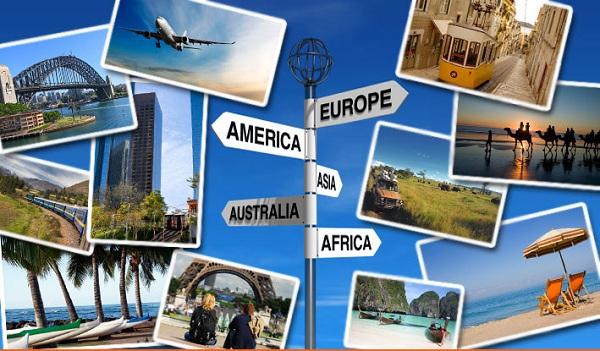 Thành lập công ty kinh doanh dịch vụ lữ hành quốc tế