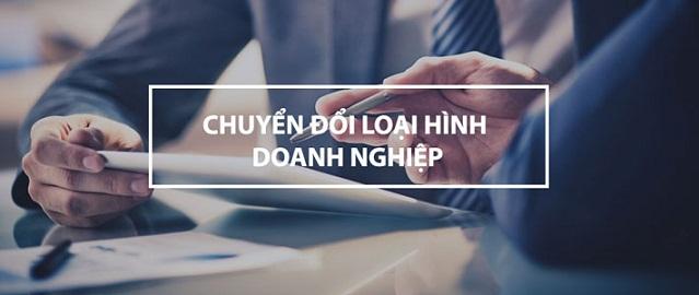 Chuyển đổi doanh nghiệp tư nhân thành công ty TNHH 1 thành viên