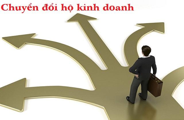 Thủ tục chuyển đổi hộ kinh doanh thành công ty