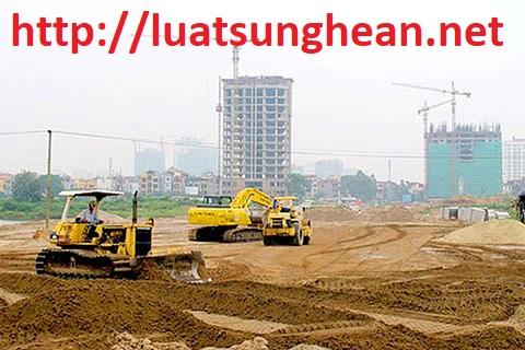Quy trình việc thu hồi đất tại Nghệ An