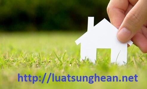 Quy trình xin cấp giấy chứng nhận quyền sử dụng đất tại Nghệ An