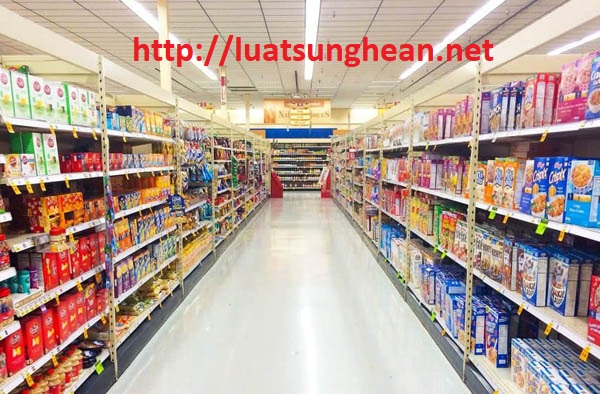 Thủ tục đăng ký thành lập siêu thị