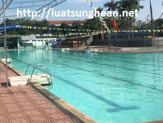 Điều kiện và thủ tục xin giấy phép kinh doanh bể bơi