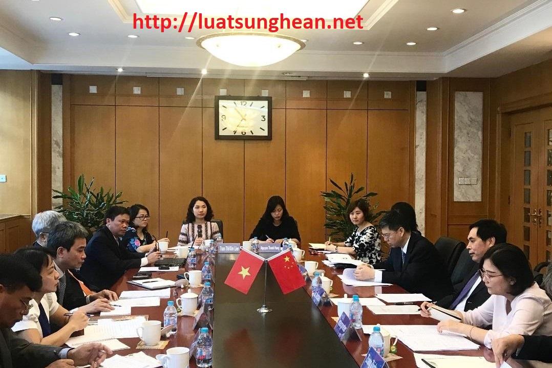 Việt Nam - Trung Quốc hợp tác bảo hộ sở hữu trí tuệ